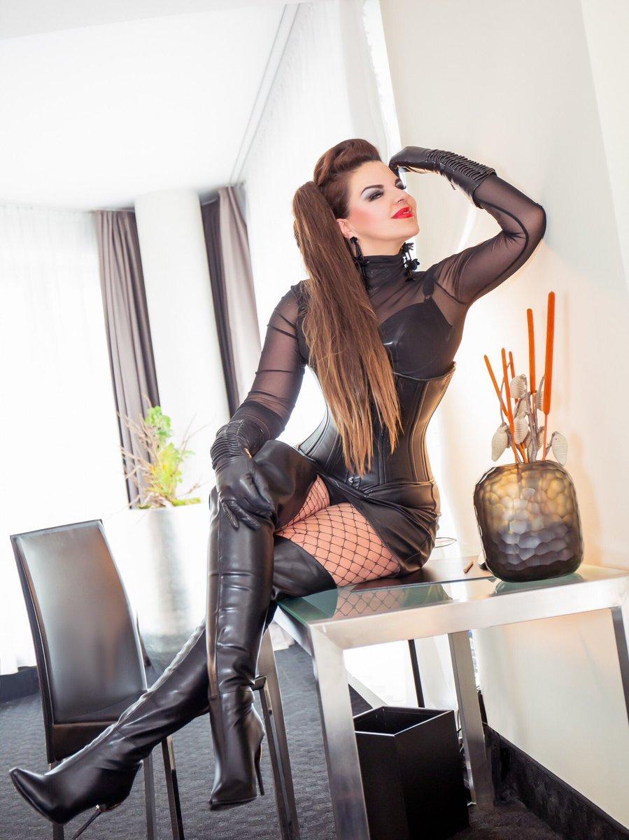 Boots mistress in Branding