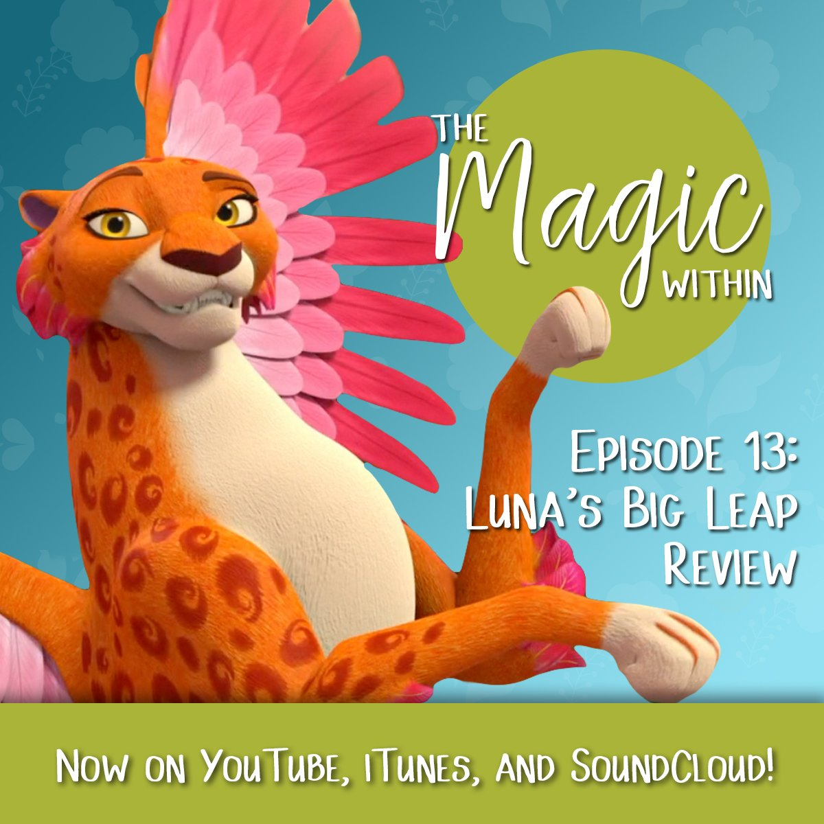 🐾Lunas Big Leap🐾 💥OUT NOW! 💥 What does Mumbo Number 5