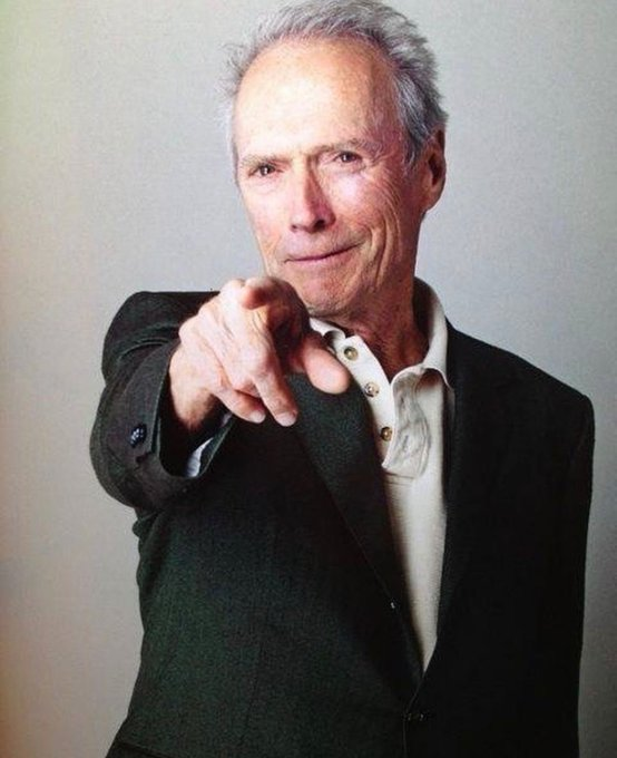 Happy birthday to The acting turns 89 today What is your favorite Clint Eastwood
