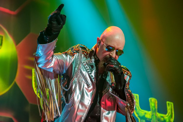 Judas priest singer rob halford