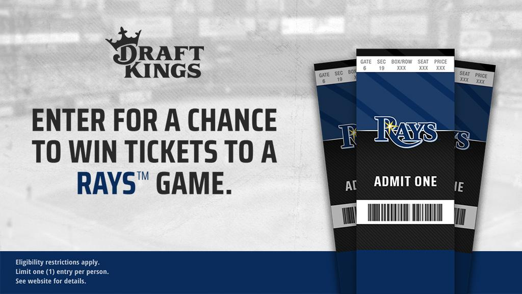 rays game saturday giveaway