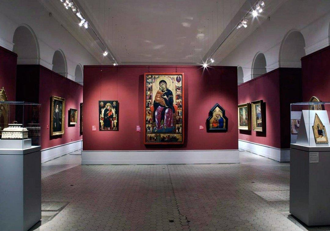 Музеи искусства картинки