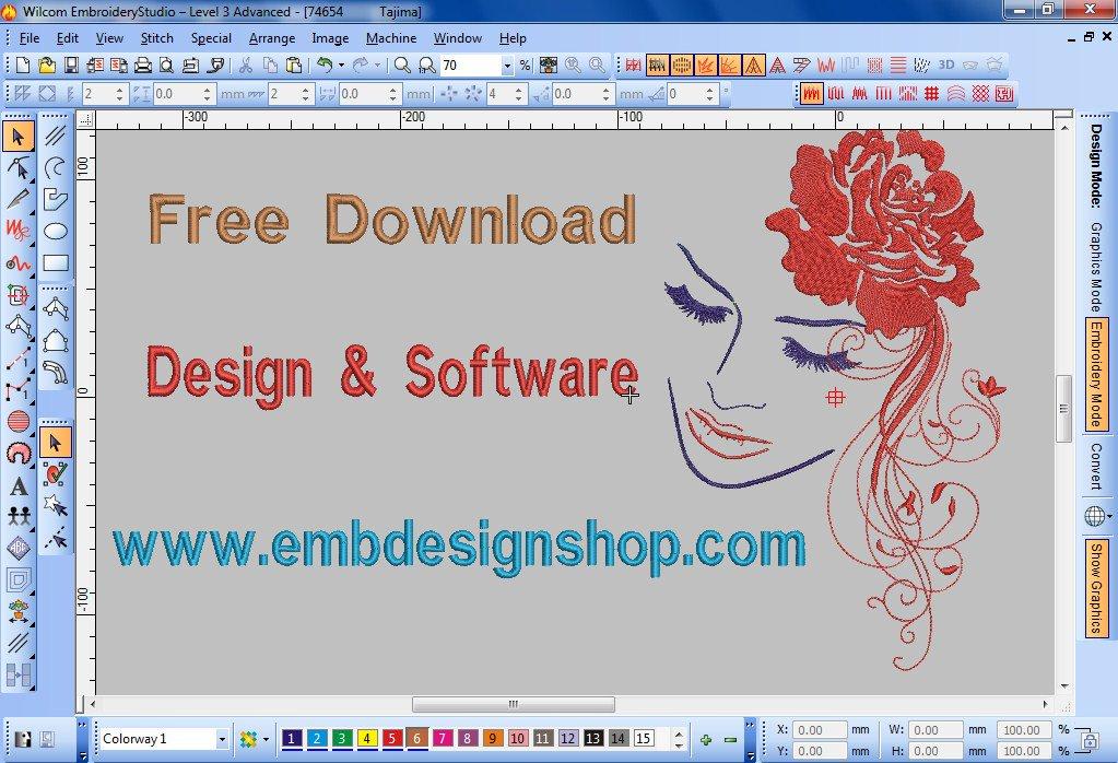 wilcom embroidery studio e3 dongle crack
