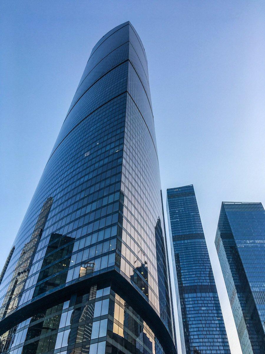 черный как выглядит башня федерация фото восточной
