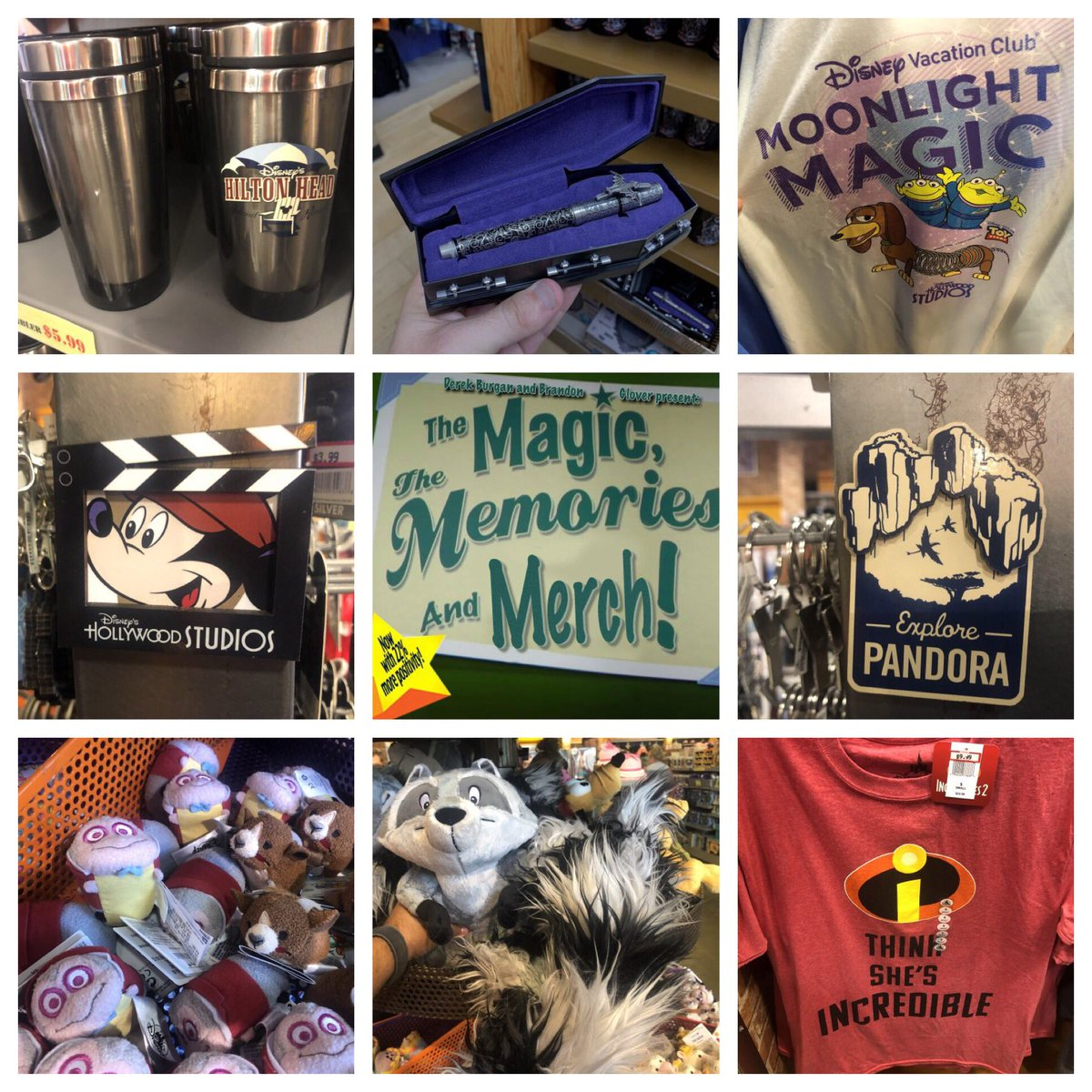 3e0e2adf8 Tons of items from Pandora: the World of Avatar, Disney Cruise Line,  Haunted Mansion, STAR WARS and more! ...