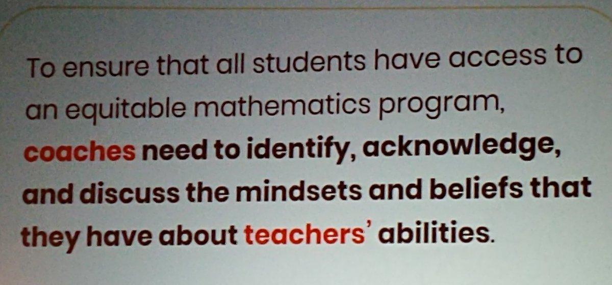 .@MCTM_News Coaching Conference Keynote w/@bkobett #teacheragency