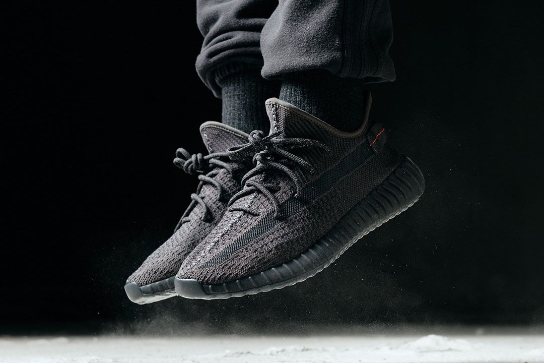 Our Yeezy Boost 350 V2 Black raffle