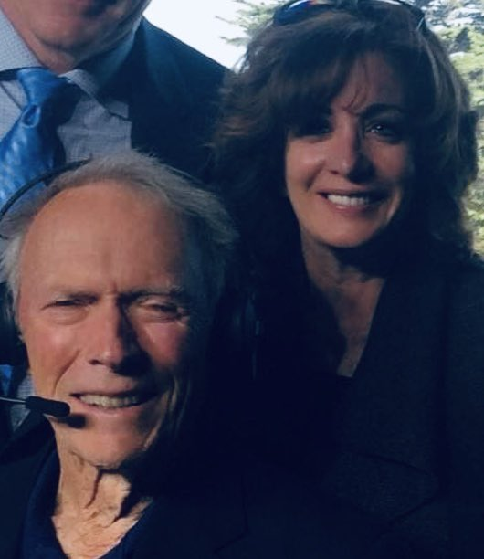 Happy Birthday Clint Eastwood.   89 never looked so good or acted so cool !