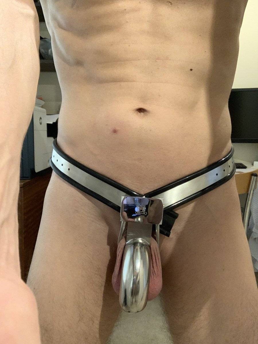 Male Chastity Belt Story