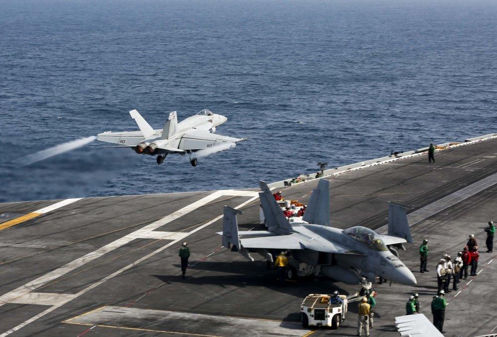 أمريكا: أرسلنا القوة الضاربة إلى الخليج بسبب تحضيرات إيران لمهاجمة عسكريينا - صفحة 6 D75yqjVXsAIsH1u