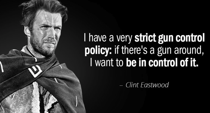 Happy 89th Birthday to a living legend, Clint Eastwood Jr.