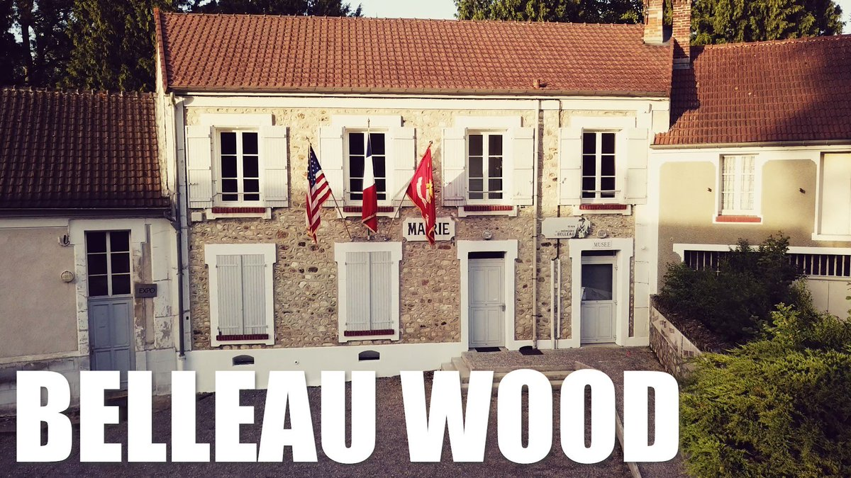 Today, 101 years ago, the Marines at Belleau Wood forged a legacy that has stood the test of time.