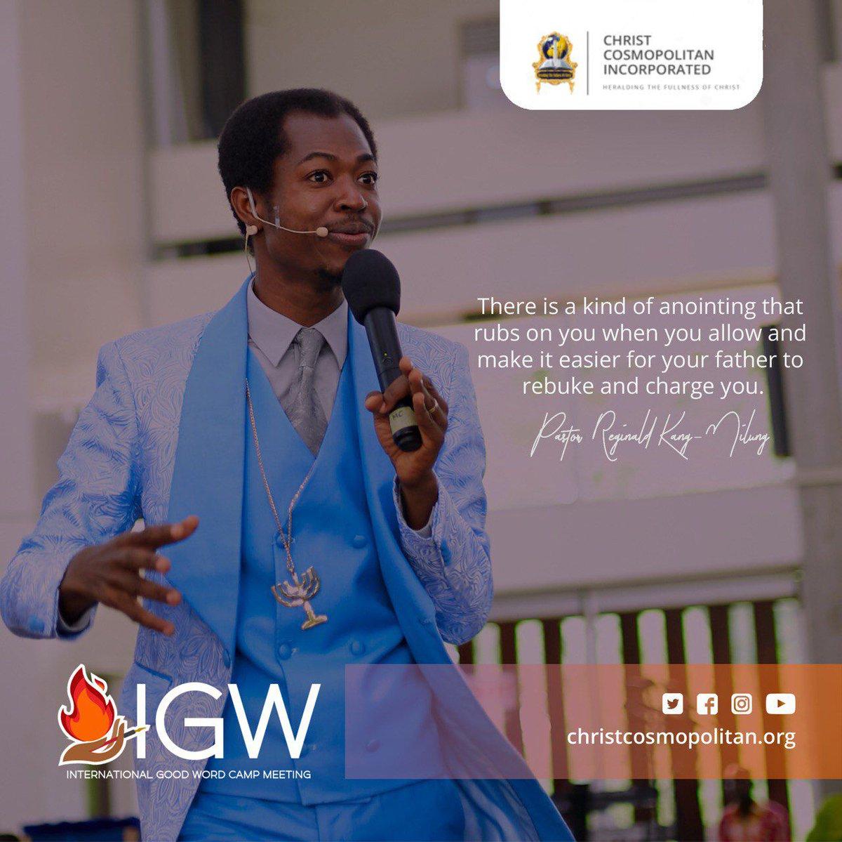 Word! #IGWC2019