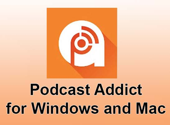 Image result for Podcast Addict for PC