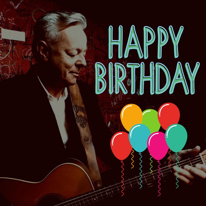 Happy birthday Tommy Emmanuel!!