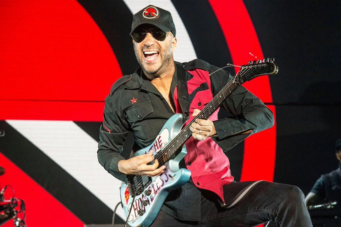 Happy belated birthday to Tom Morello! Double nickles as of yesterday.