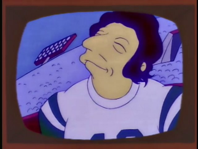 Happy 76th Birthday to the man responsible for breaking up Homer Simpson\s parents.