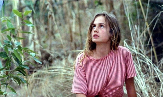 Happy Birthday to Sandrine Bonnaire! Is there a better debut and follow-up than A Nos Amours and Vagabond?