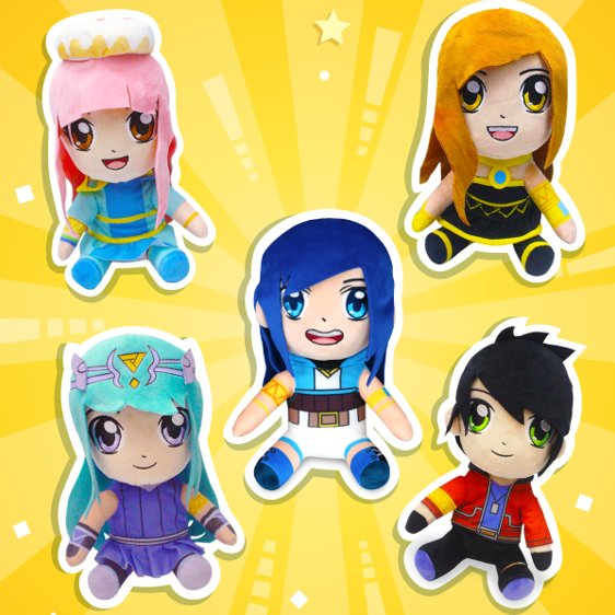 Itsfunneh Roblox New Videos 2019 Funneh Krewmate On Twitter Krew Plushies Are Finally Out D Https T Co Gcelfgjhw0
