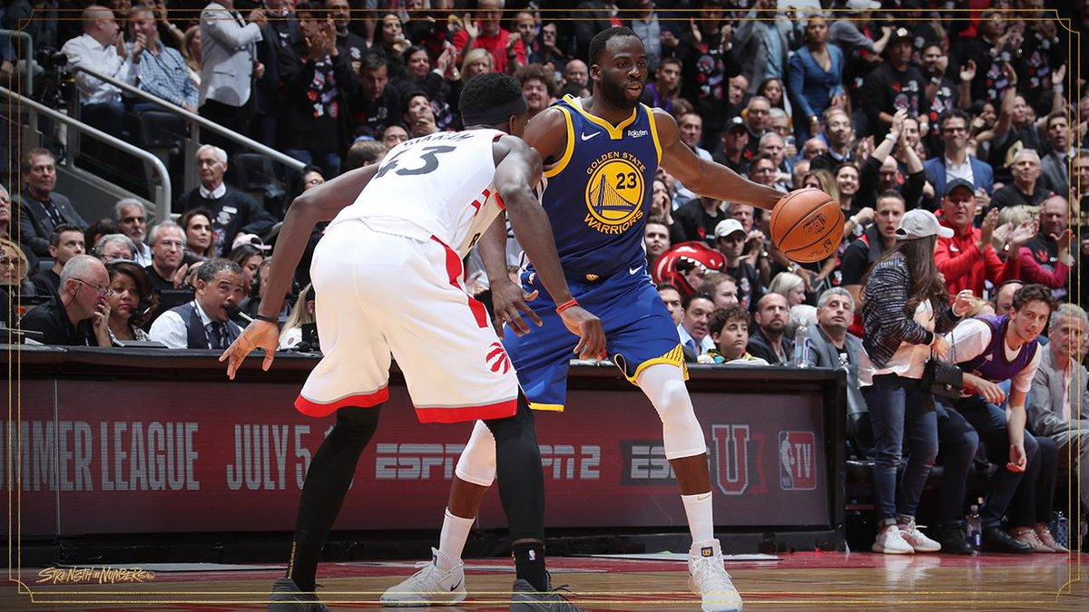 Ai bảo Golden State Warriors thua Game 1 là do vắng Kevin Durant? Đây là những lý do để chứng minh điều đó