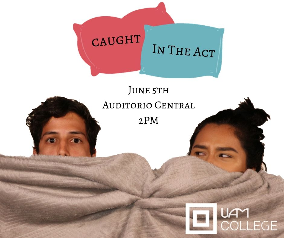 """One of the short plays at the """"College is Full of Drama"""" event on June 5th.  Don't miss it!  https://t.co/bSD79re8HP https://t.co/amoh5x4VKq"""