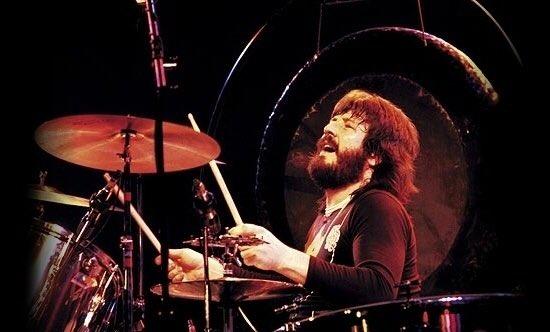 Happy Birthday to the late great John Bonham!