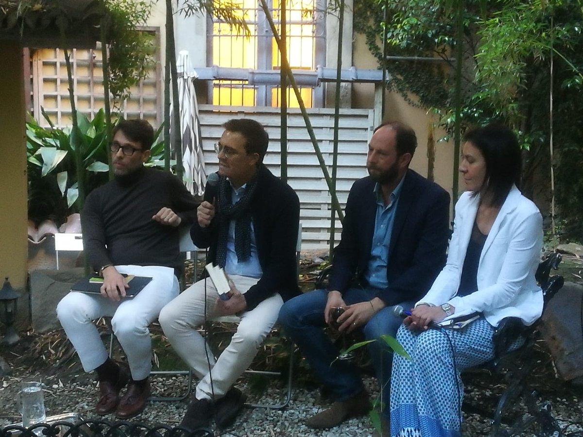 Con Francesco #Chiamulera e Cristiano #Seganfreddo...