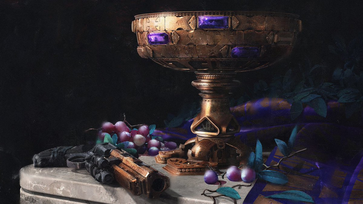 Destiny 2 On Twitter Thirsty For Season Of Opulence To Begin