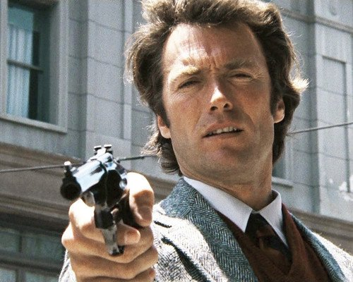 Happy Birthday to Clint Eastwood/ Dirty Harry! Ask yourself, do you feel lucky punk?