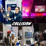 Image for the Tweet beginning: The #CollisionConf was a great