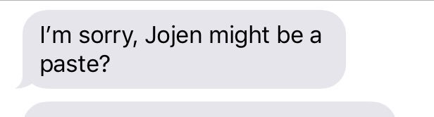 @SueTheFury Literally just got this text response from a friend so I am WITH YOU