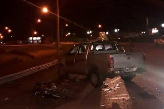 #Región | Accidente fatal en el acceso de #GeneralAcha y Ruta 152: Un joven futbolista de 21 años falleció en el choque