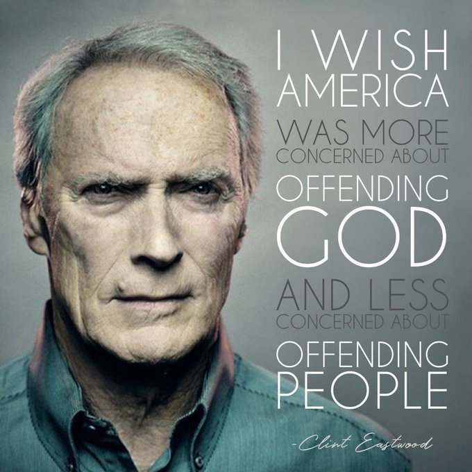 Happy Birthday to iconic actor/director Clint Eastwood!