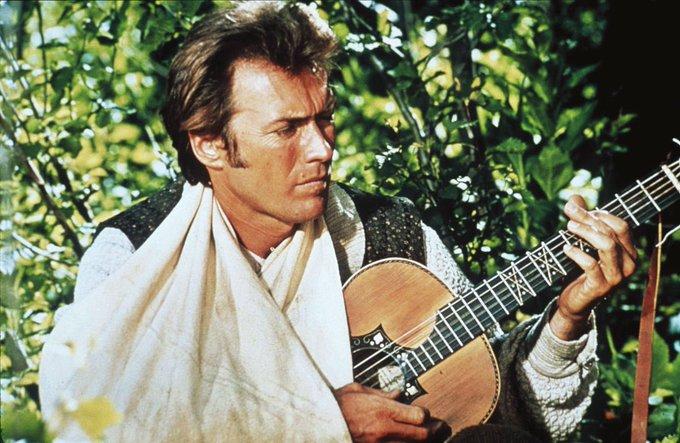 Clint Eastwood- I Talk To the Trees   via Happy Birthday Clint