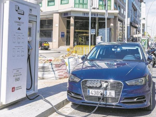 D77MhoUXUAI8 Gq - ¿Porqué el carro eléctrico no es una solución para la crisis ambiental?