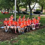 Image for the Tweet beginning: Field Day was AWESOME!!! Super