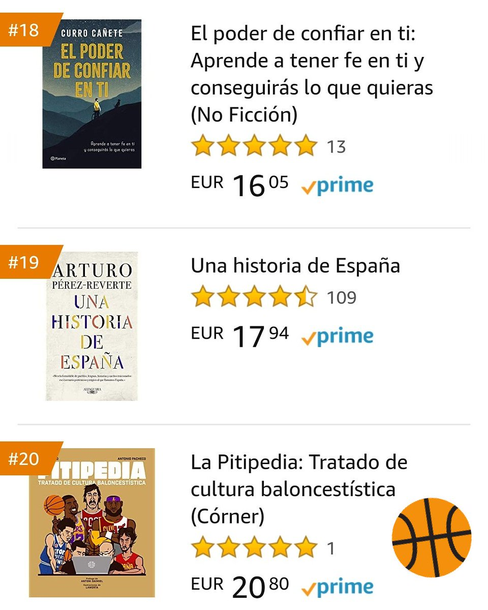 No teníamos el poder de confiar tanto en nosotros...Pero #LaPitipedia  termina el día como el 20° libro más vendido en todas las categorías.