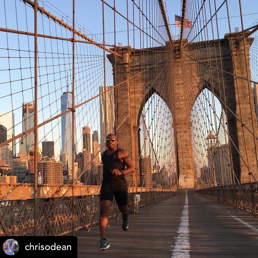 A recovery run from the #PopularBKHalf, enjoying the amazing summer ☀️ weather or just preparing for the 🇮🇹 #ItalyRunNYC, this weekend #GetOutToRun and share your run with us using the hashtag for a chance to be featured right here.