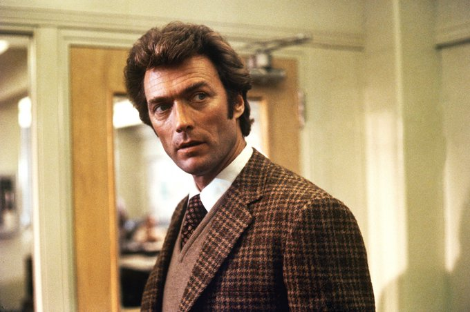 Go ahead, make my day. Wishing the legendary Clint Eastwood a happy birthday.