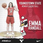 Image for the Tweet beginning: Congrats to Emma Randall on