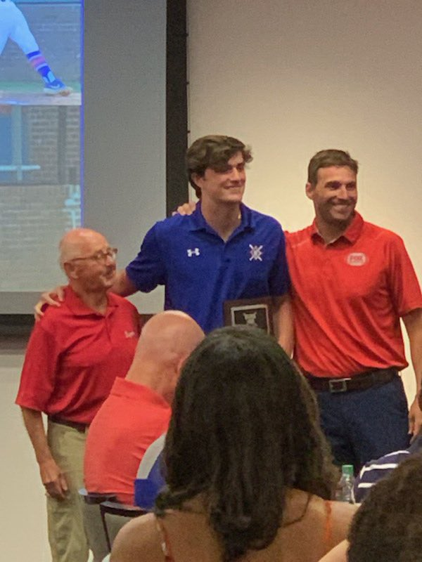 Congrats to Luke Boynton Atlanta 400 club All-Star