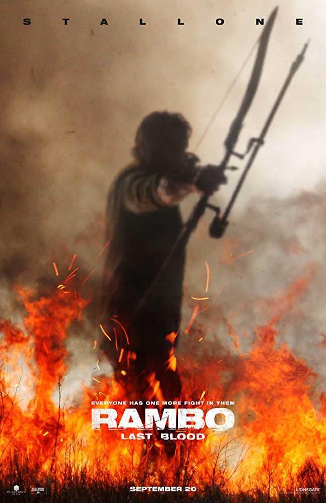 Rambo Last Blood teaser