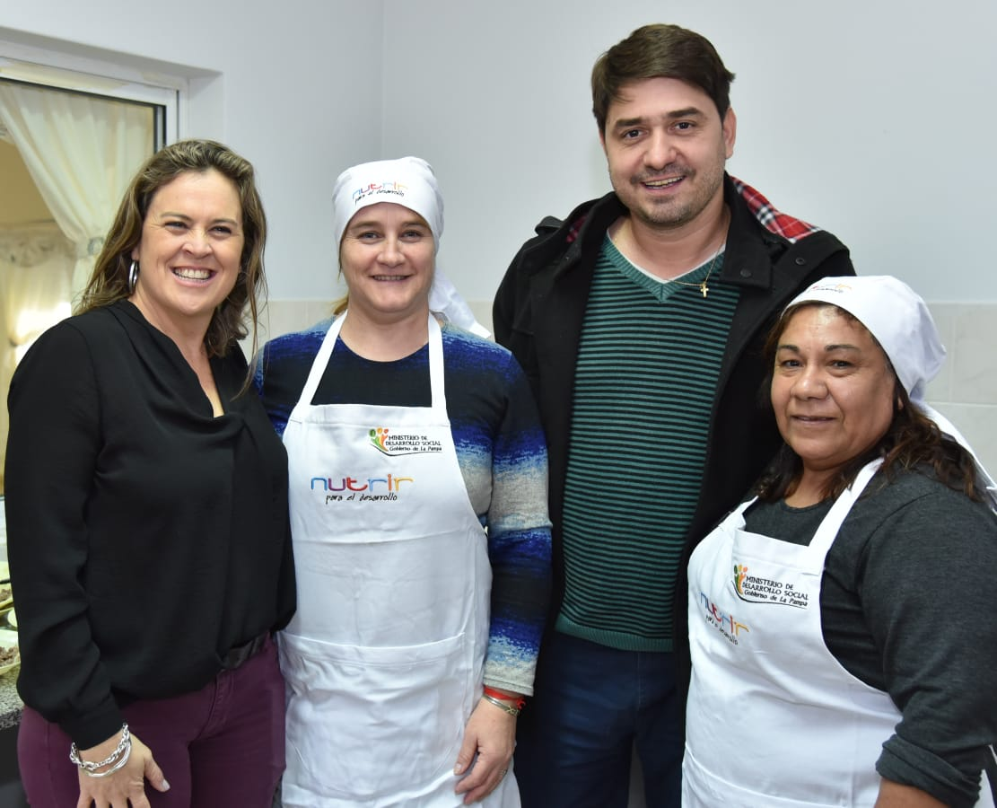 #Provinciales | Alonso entregó beneficios sociales en #Alpachiri, #Macachín y #Riglos