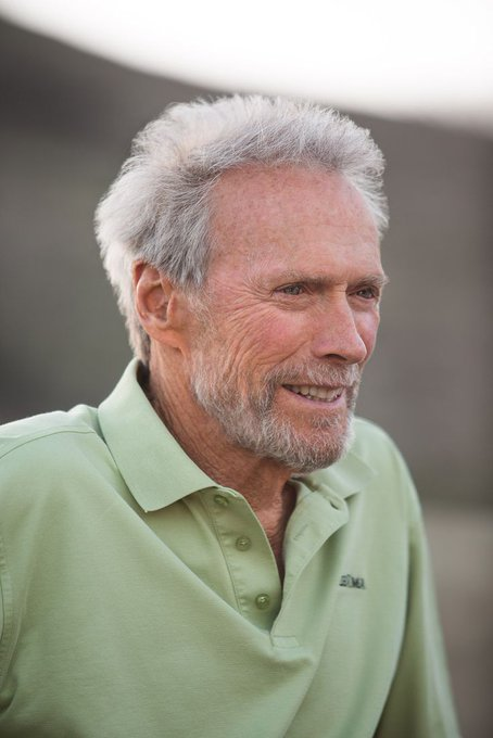 Happy 89th Birthday Clint Eastwood!
