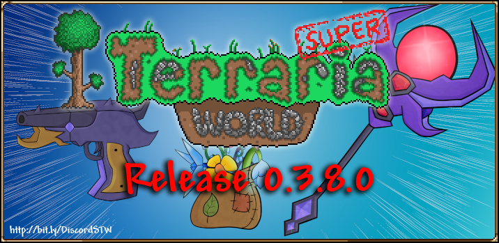 Super Terraria World on Twitter: