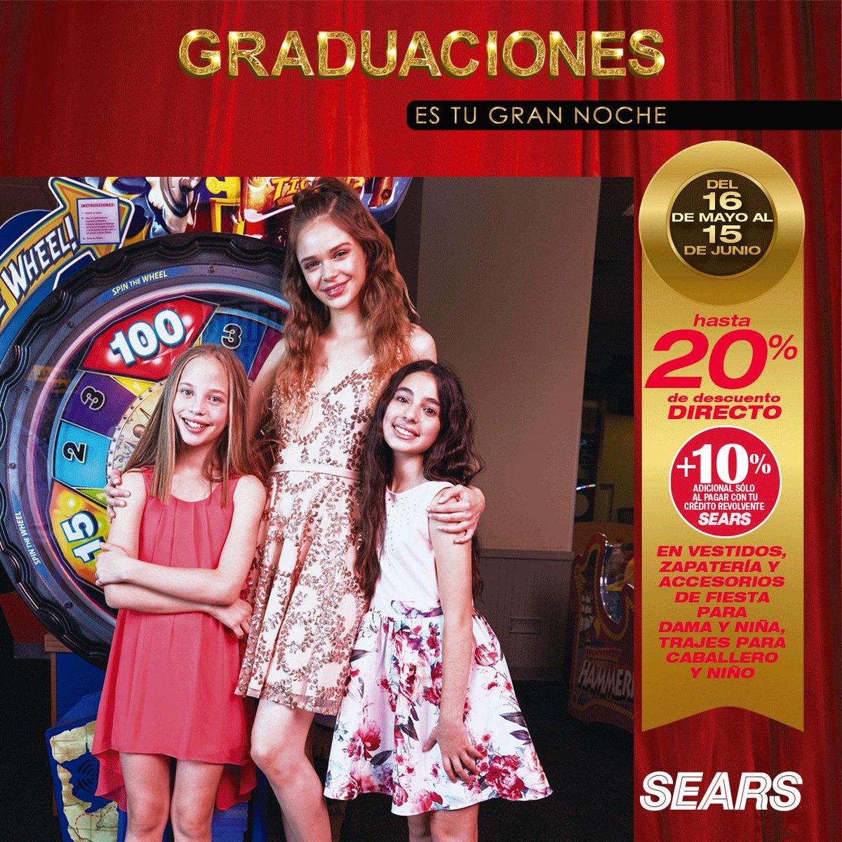 25bed9635 Una noche tan especial amerita un vestido especial. 😍 ¡Ven a Sears y  encuentra