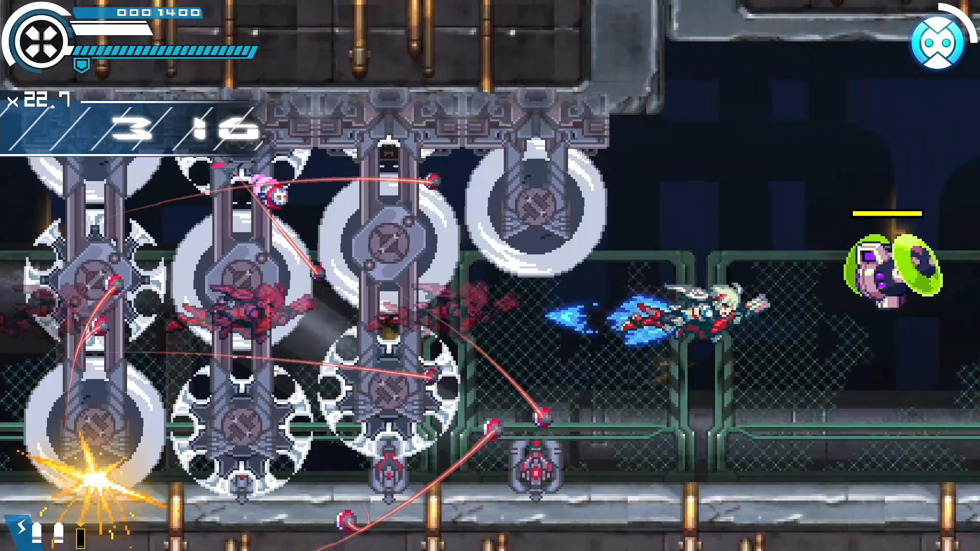 Gunvolt Chronicles: Luminous Avenger iX confirma su lanzamiento en Xbox One