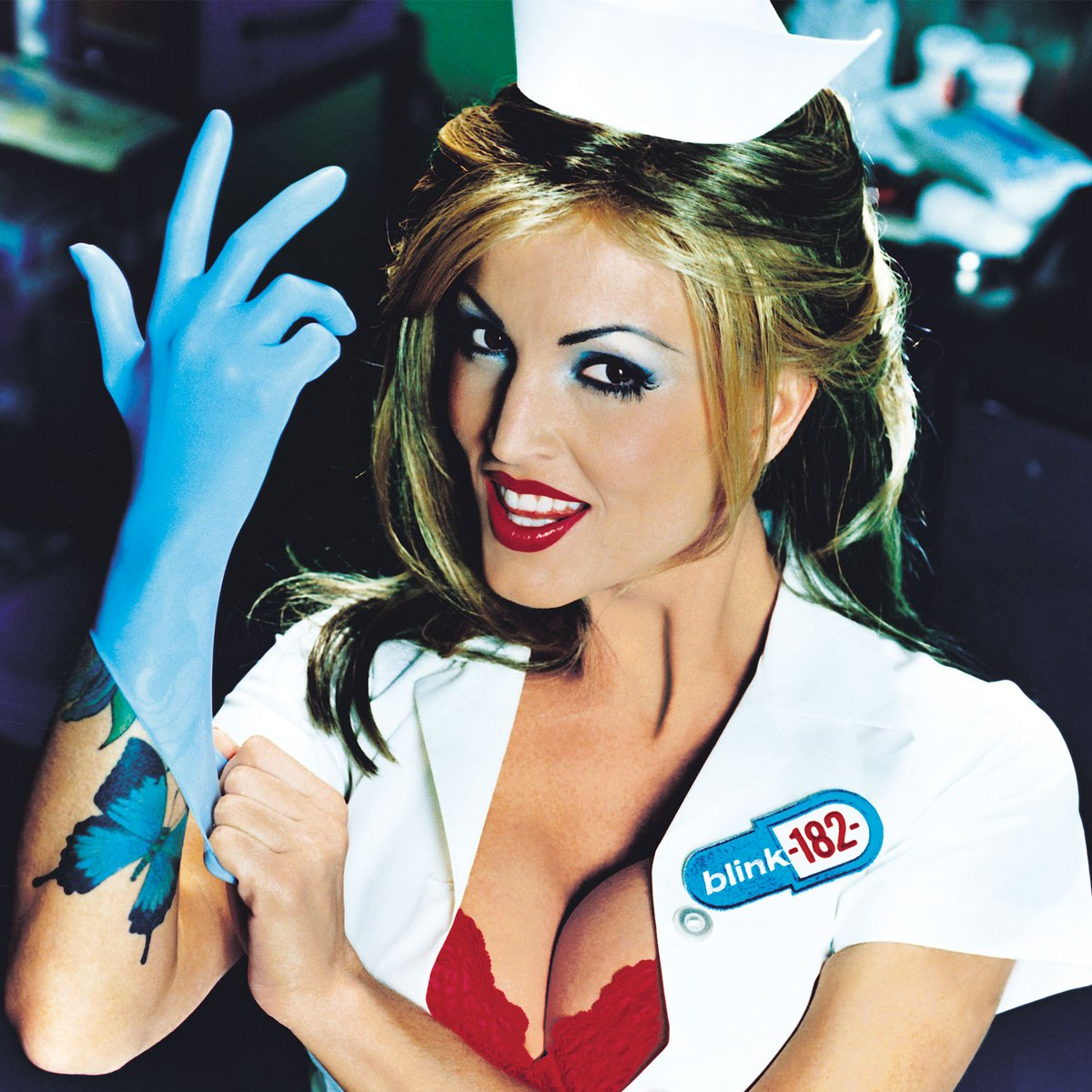 20 years ago today in a galaxy far, far away....Enema of the State was released & forever changed our lives. Thanks to you, it took our band places we never could have dreamed. Tell us about the first time you heard it & what it means to you. #Enema20 http://smarturl.it/EnemaOfTheState