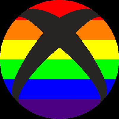 Emma In Game Version On Twitter I Mean Its Cool That Xbox Supports Pride But Why Do They Have To Put An X Through The Flag