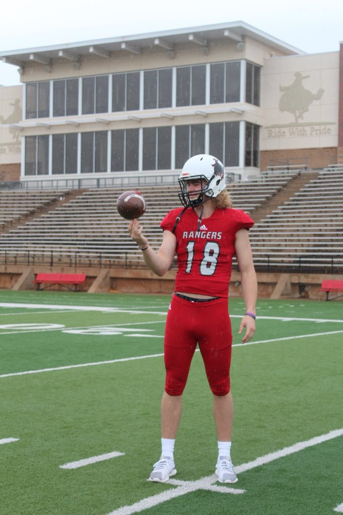 Northwestern Oklahoma State University >> Tanner Clarkson On Twitter Honored And Stoked To Announce